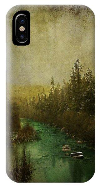 Mystic River IPhone Case