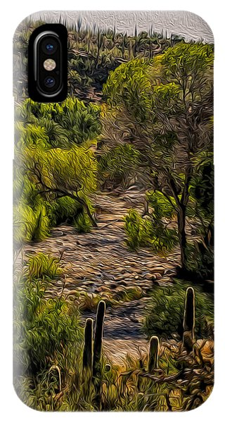 IPhone Case featuring the photograph Mystic Wandering by Mark Myhaver