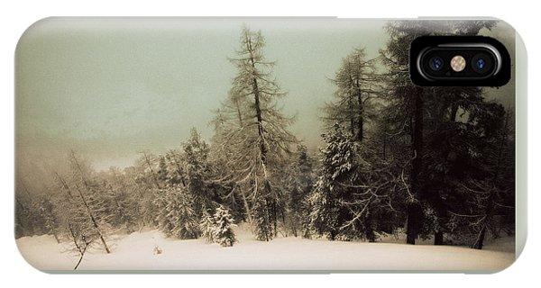 Mystic Woods IPhone Case
