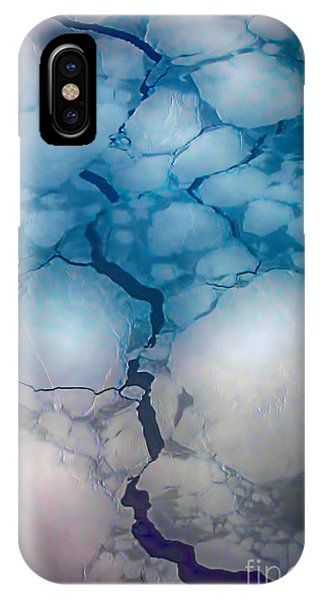 Mystical Blue 4 IPhone Case