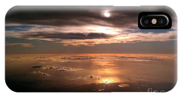 Mystical Flight I IPhone Case