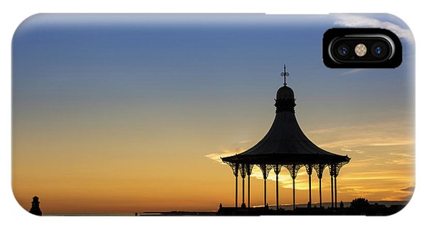 Nairn Bandstand IPhone Case