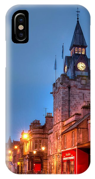 Nairn High Street IPhone Case