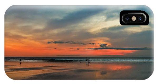 Nantasket Beach Sunrise IPhone Case