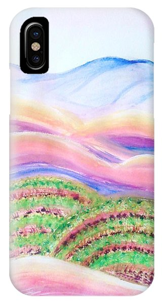 Napa Valley IPhone Case