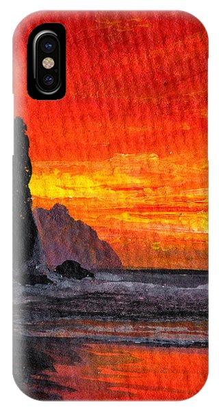 Napali  IPhone Case