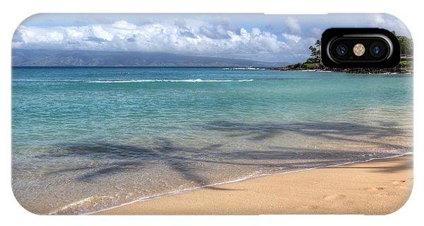 Napili Bay Maui IPhone Case