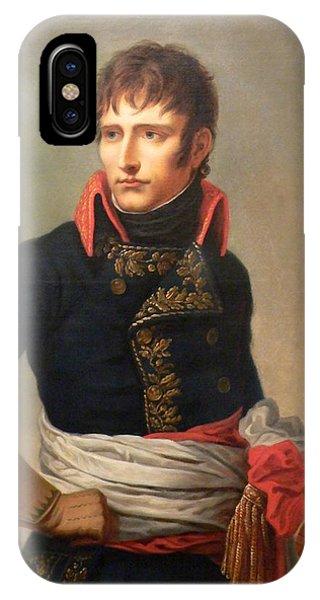 Napoleon Bonaparte As First Consul IPhone Case