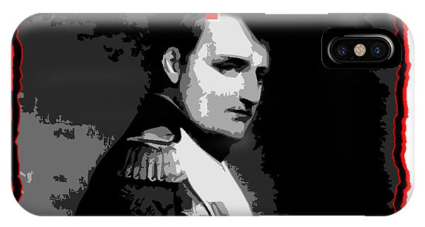 Napoleon Bonaparte Men Will Die For Ribbons IPhone Case