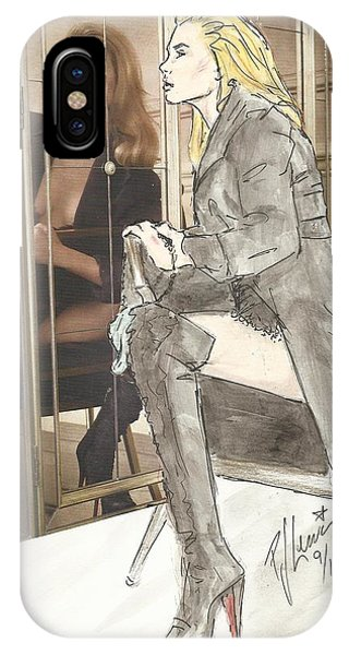 Narcissus IPhone Case