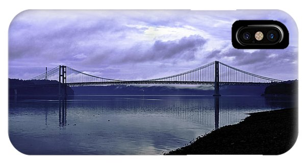 Narrows Bridge IPhone Case