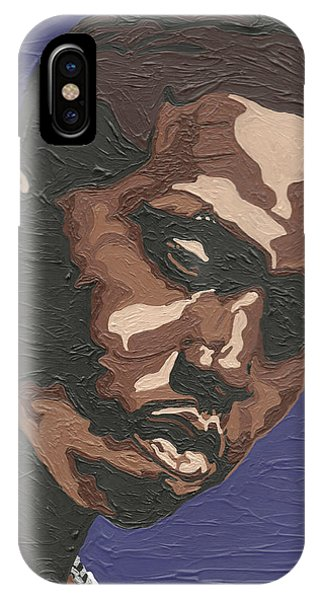Nas IPhone Case