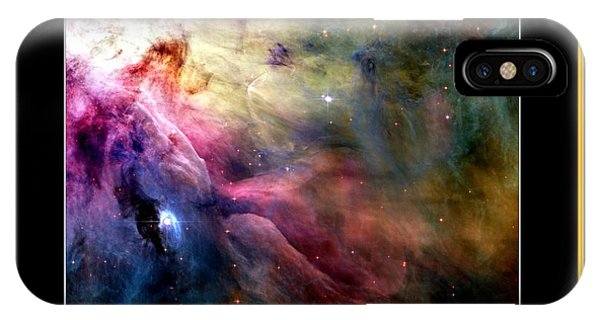 Nasa Ll Ori And The Orion Nebula Stars Of Heaven Bless The Lord IPhone Case