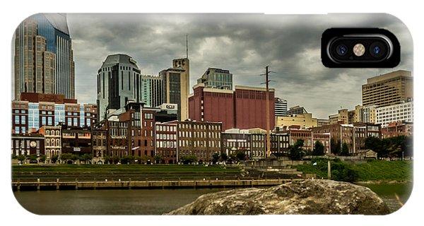 Nashville Tennessee IPhone Case