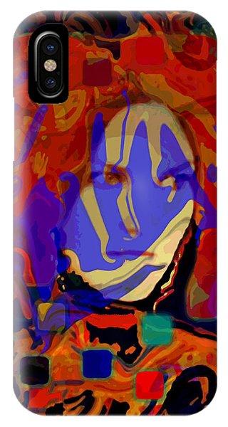 Mustard iPhone Case - Natalie The Artist by Natalie Holland