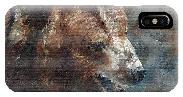 Nate - The Bear IPhone Case