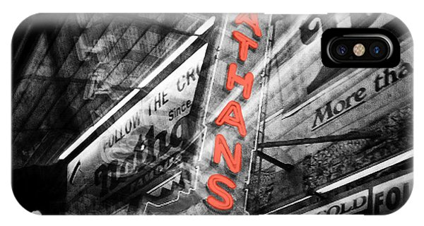 Nathan's Famous IPhone Case