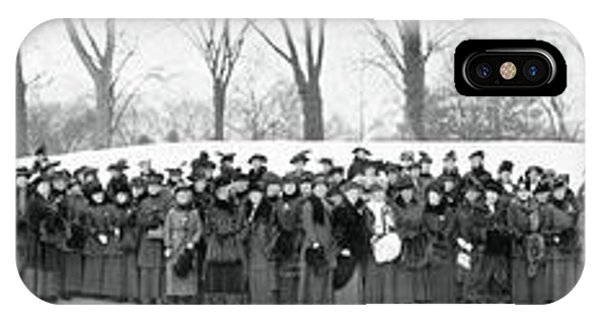 National Association Opposed To Woman IPhone Case