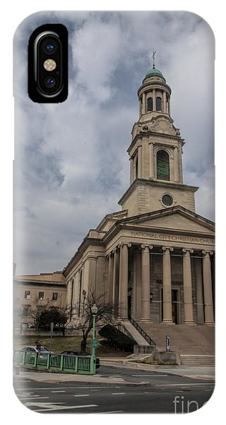 National City Christian Church IPhone Case
