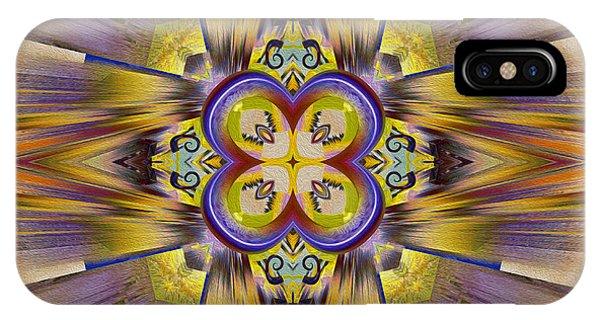 Native American Spirit IPhone Case