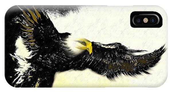 Native Eagle IPhone Case
