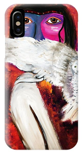 Native American Owl Iphone Cases Page 3 Of 4 Fine Art America