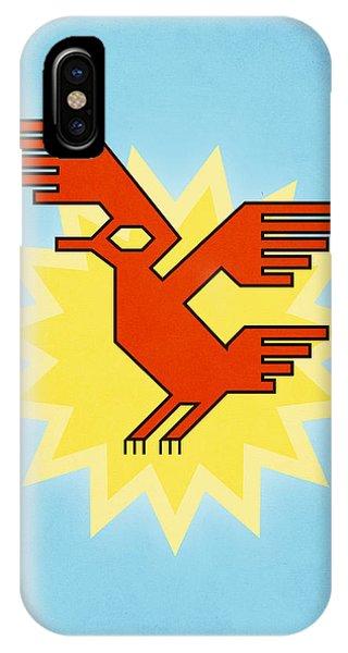 Native South American Condor Bird IPhone Case