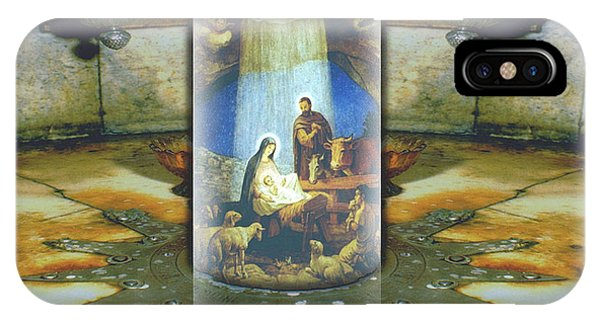 Nativity 2009 IPhone Case