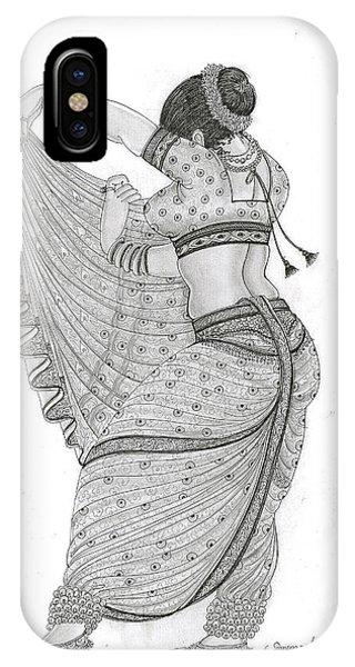 Dancer IPhone Case