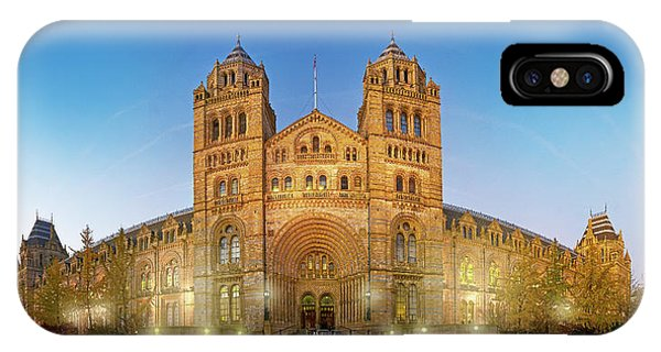 Natural History Museum Phone Case by Natural History Museum, London