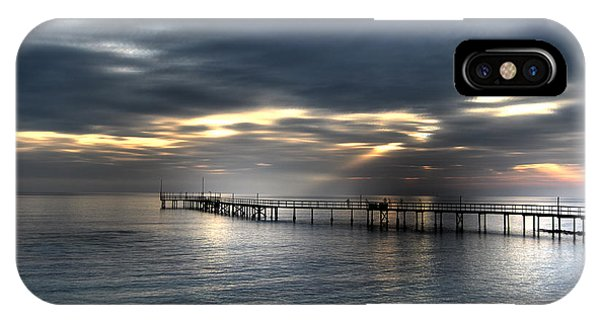 Natural Light Show IPhone Case