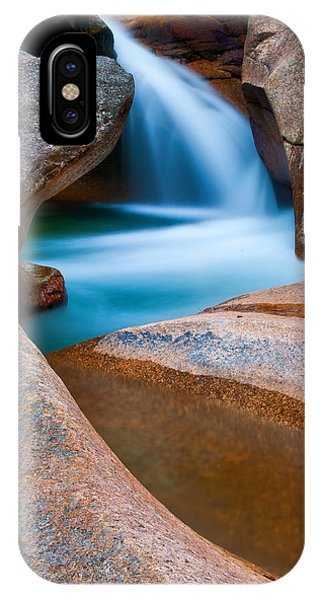 Natural Sculpture - Basin Formations IPhone Case