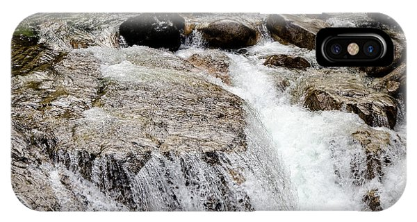 Backroad Waterfall IPhone Case