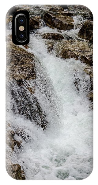 Naturally Pure Waterfall IPhone Case