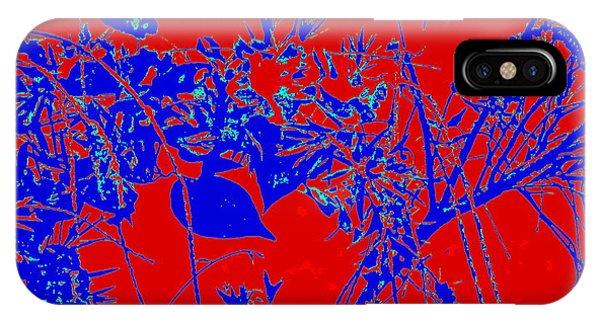 Nature Arti  Image IPhone Case