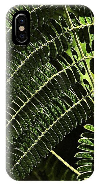 Nature Lines IPhone Case