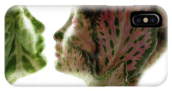 Leaf iPhone Case - Nature Lovers by Heidi Westum