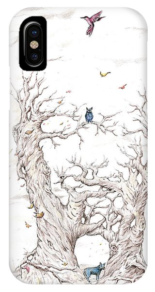 Nature Of The Self IPhone Case