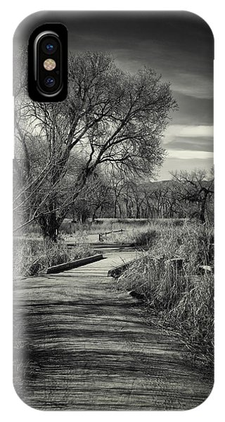 Nature Preserve Trail IPhone Case