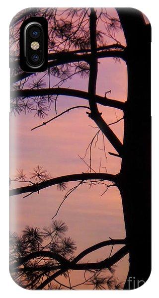 Nature Sunrise IPhone Case