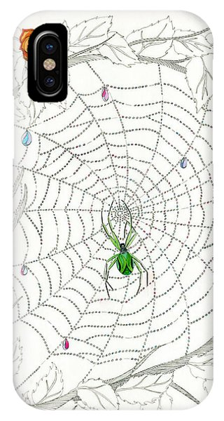 Nature's Art IPhone Case