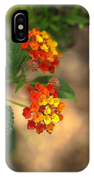 Nature's Bouquet IPhone Case