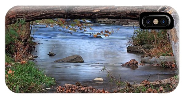 Nature's Bridge IPhone Case