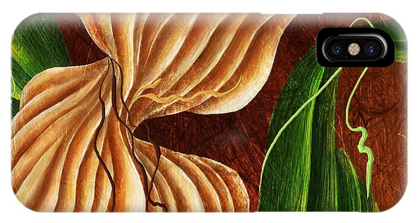Nature's Curves IPhone Case