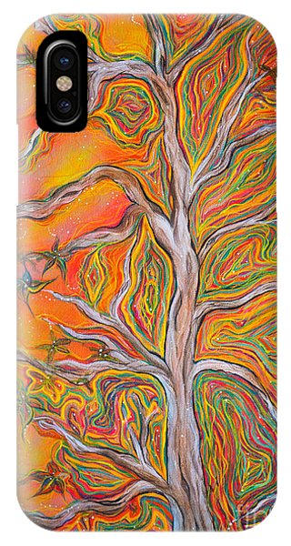 Nature's Energy IPhone Case