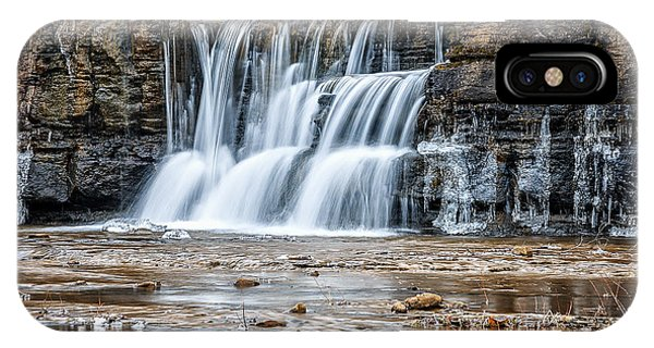 Natures Falls IPhone Case