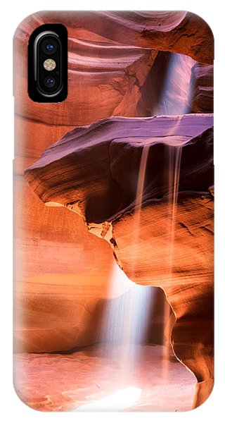 Nature's Hourglass IPhone Case