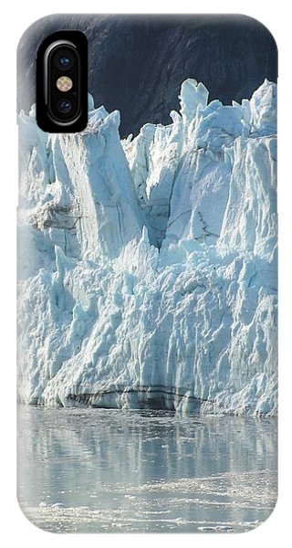 Nature's Ice Castle IPhone Case
