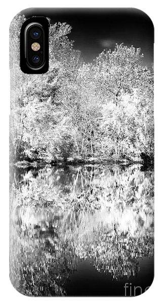Natures Mirror IPhone Case