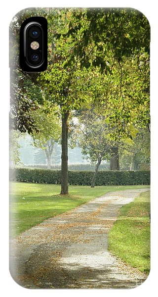 Nature's Path IPhone Case